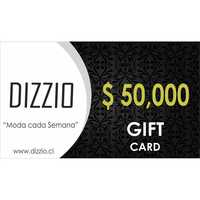 GIFT CARD GIFT CARD $ 50.000