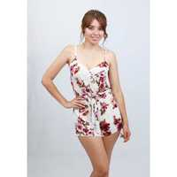 ALEMY CRUCE FULL ENTERITO SHORT FLORES LAZO